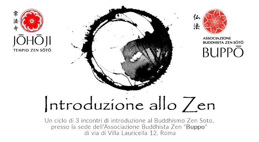 introduzione allo zen tempio johoji