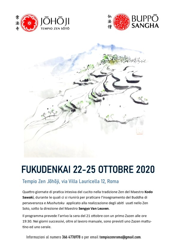 FUKUDENKAI johoji ottobre 2020